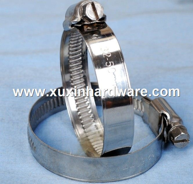 12MM stainless steel Germany middle  clamp