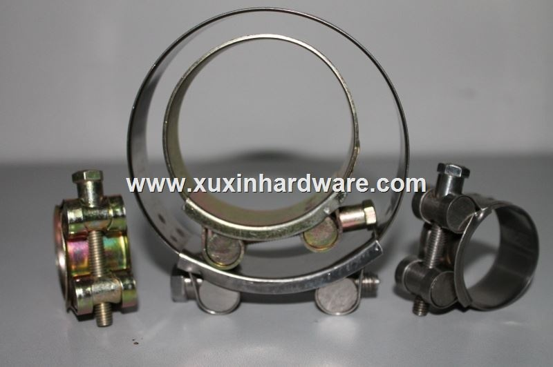 Heeavy duty hose clamp pipe clamp