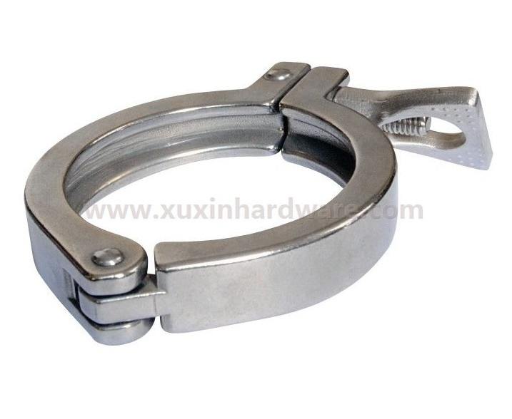 Stainless steel sanitation heavy duty  clamp ferrule