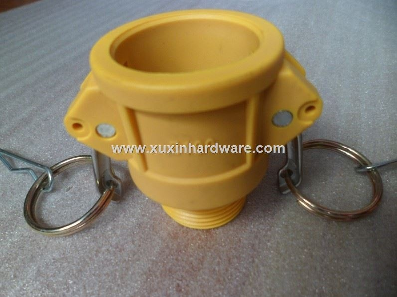 Nylon hose pipes adaptor