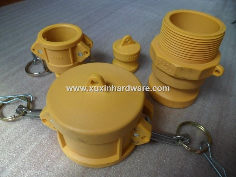 NYLON CAMLOCK COUPLING