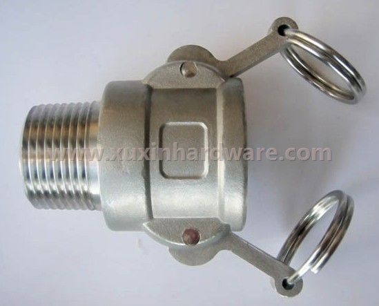 Type B male couplers hose connector