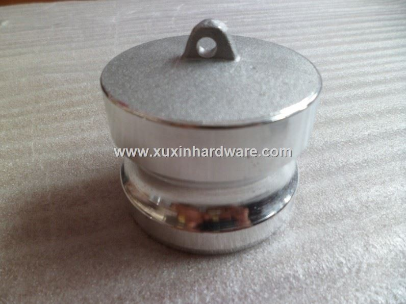Type Dust Plug made of alu. alloy