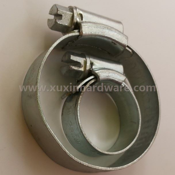MOTORCYCLE HOSE CLAMP
