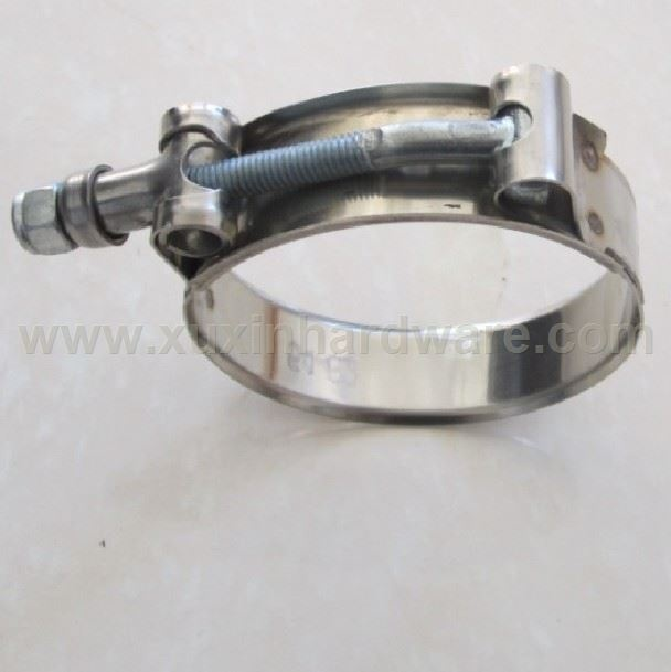 TURBO PIPE HOSE STAINLESS STEEL CLAMP