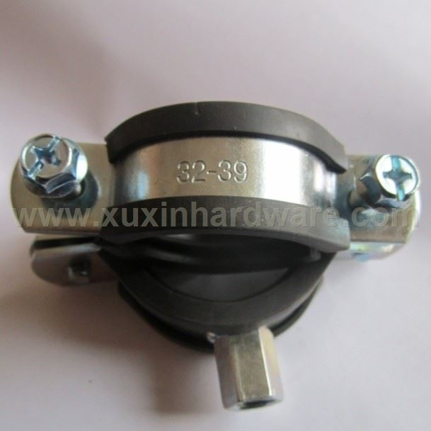 HEAVY DUTY PLUMBING PIPING CLAMP