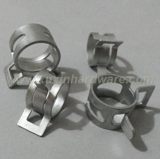 65Mn spring steel hose pipe clips