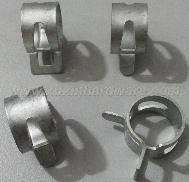 SPRING CLIPS CLAMPS USED FOR CONFINED SPACES