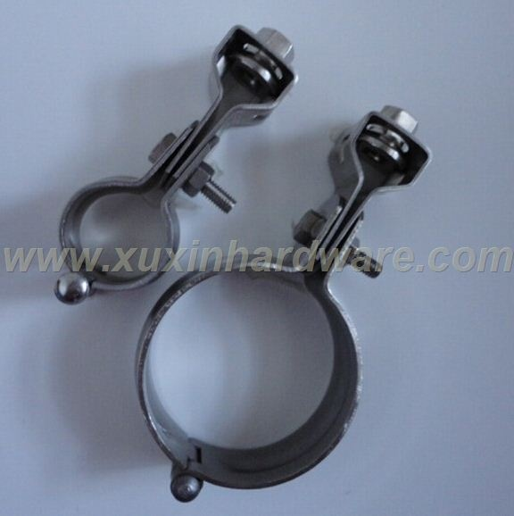 HOSE CLAMPS CLIPS WITH 360DEGREE DIRECTION PLUG