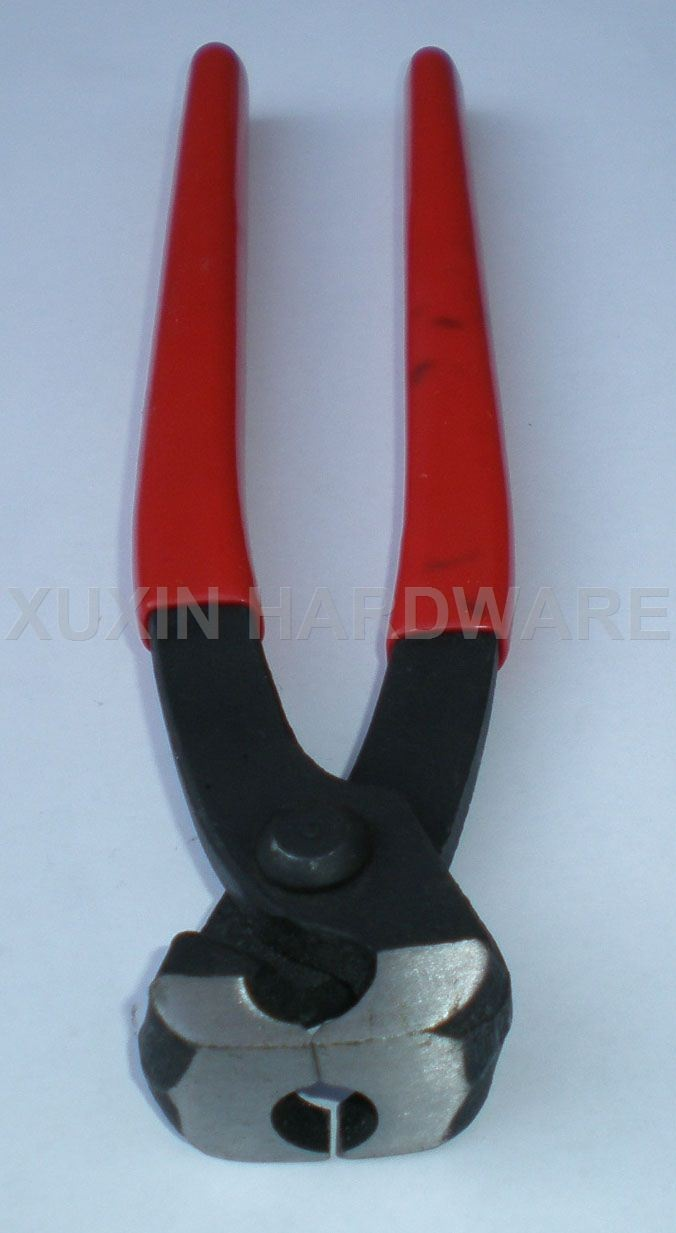 side closing clamp pliers
