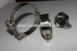 Stainless Steel Robust Hose clamp