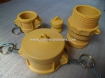 tube fittings in nylon material