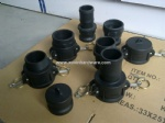 pipe coupler units in Polypropylene made