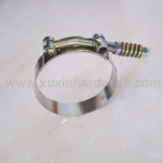 W2 T-TYPLE HOSE PIPE CLAMP