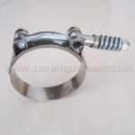 T-TYPE SPRING LOAED HOSE CLAMP