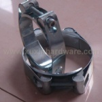 EXTREME HIGH-TORQUE HOSE PIPING CLAMP