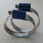 WORM GEAR HOSE PIPE CLAMPS WITH COLOR HEAD