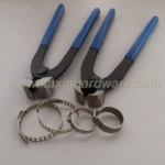 TONGS SPECIAL FOR EAR CLAMP