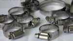 American type stainless steel hose clips hose clamp