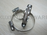slotted band tube fixing clamps