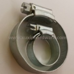 British style hoae clamps pipe clamps